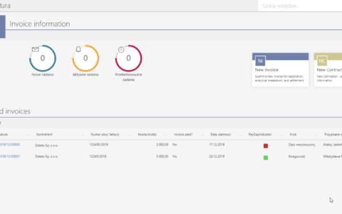 Portal Webcon BPS